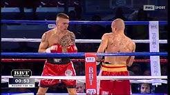 Boxe - Titolo Italiano Superleggeri: Francesco Lomasto vs Luciano Randazzo