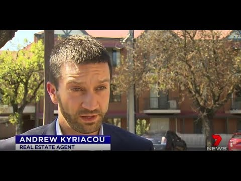 Andrew Kyriacou on Channel 7 News August 2018