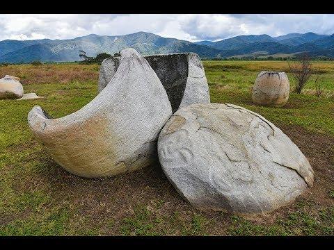 Megaliths of Bada