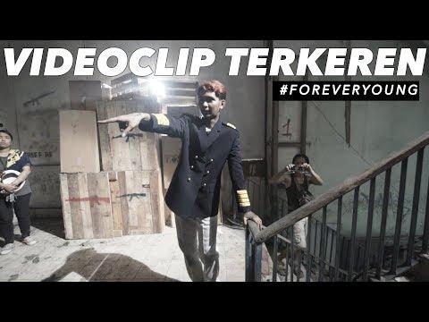 JADI SUTRADARA, RAPPER & AKTOR SEKALIGUS (?) | YOUNG LEX - Api (Behind The Scene) #ForeverYoung