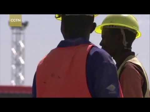 'Road to Prosperity' episode 9 Mombasa Nairobi SGR boosts employment in Kenya 002