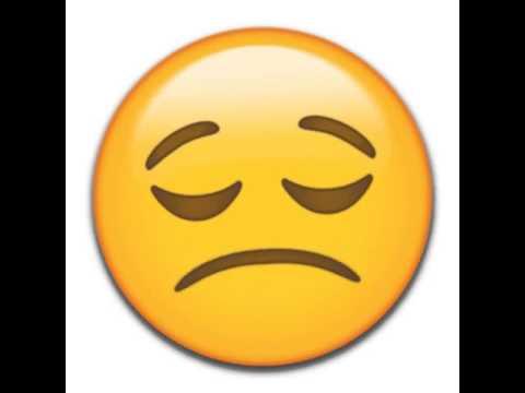 Картинку с грустным смайликом