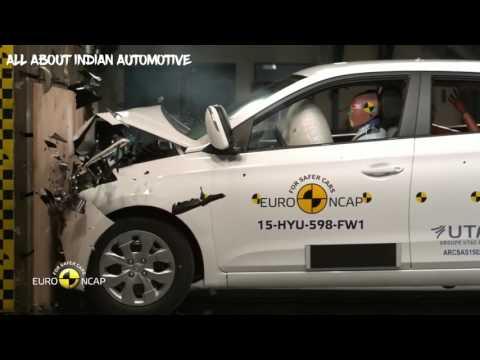Crash Test Ncap Maruti Suzuki Baleno vs Hyundai elite i20 vs Volkswagen polo vs Maruti Suzuki Ignis