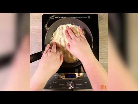 Bols au parmesan