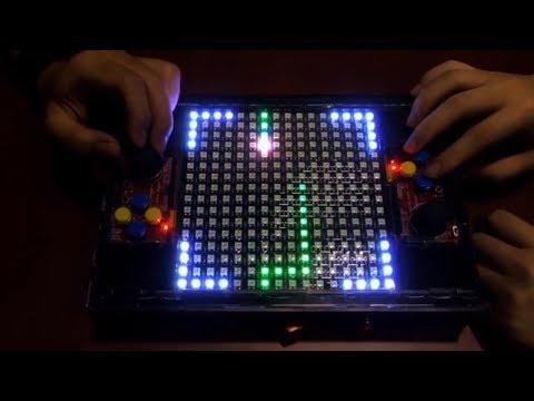 10 Proyectos De Arduino Para Crear Juegos Con Leds