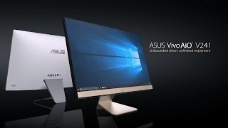 unbounded Vision, Unlimited Enjoyment - Vivo AiO V241  ASUS