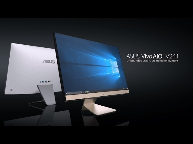 Unbounded Vision, Unlimited Enjoyment - Vivo AiO V241 | ASUS - YouTube