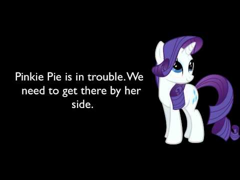 My Little Pony: True True Friend Lyrics