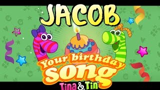 Tina&Tin Happy Birthday JACOB