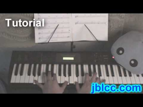 How to play I will sing by Don Moen