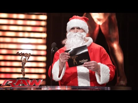 Surprise Return of the Year: 2015 Slammy Award Presentation
