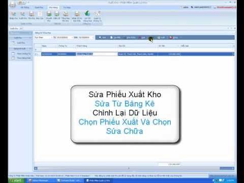 Perfect Stock – Phần mềm quản lý kho miễn phí