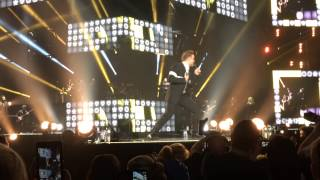 Olly Murs - Did You Miss Me - Live - Sheffield Arena - 31/03/15