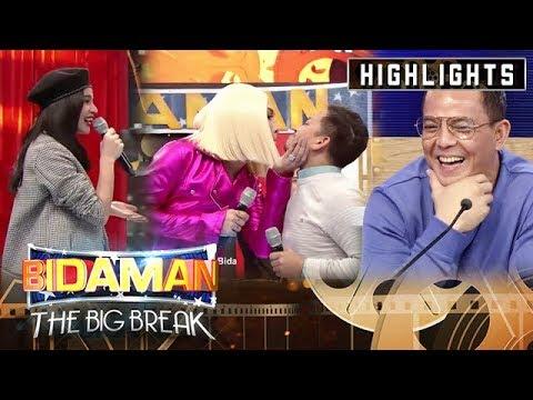 Anne tells Direk Bobet about Vice and Jhong's behavior| It's Showtime BidaMan