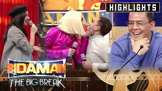 Anne tells Direk Bobet about Vice and Jhong's behavior| It's Showtime BidaMan