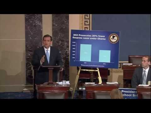 """Sen. Ted Cruz on """"Protecting Communities and Preserving the Second Amendment Act"""""""