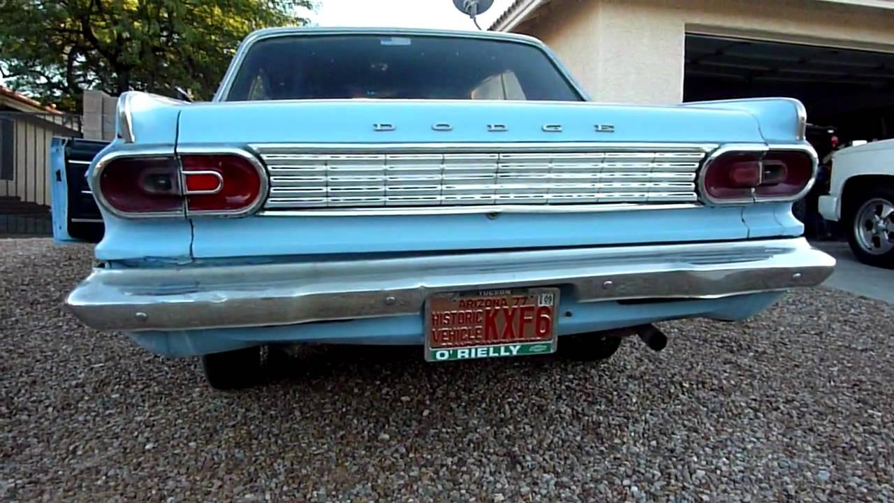 Dodge Dart Philippines >> 1965 Dodge Dart | Doovi