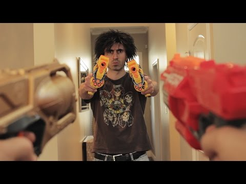 Nerf War: First Person Shooter | Dual Wield