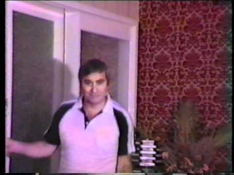 Vince Spiteri miming Little Richard-Long Tall Sally.mpg