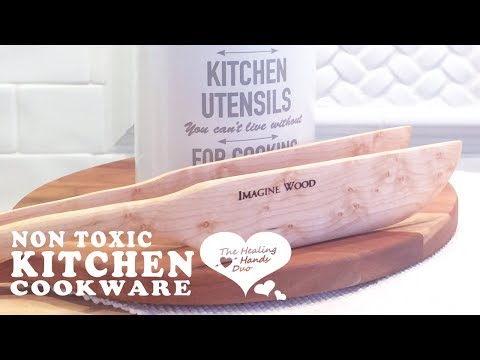 Detoxify Your Kitchen   Non Toxic Cookware   Product Review