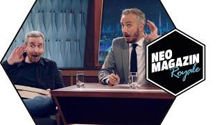 Donnie O'Sullivan zu Gast im Neo Magazin Royale mit Jan Böhmermann