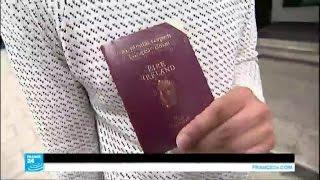 بريطانيون يسعون للحصول على جواز سفر إيرلندي