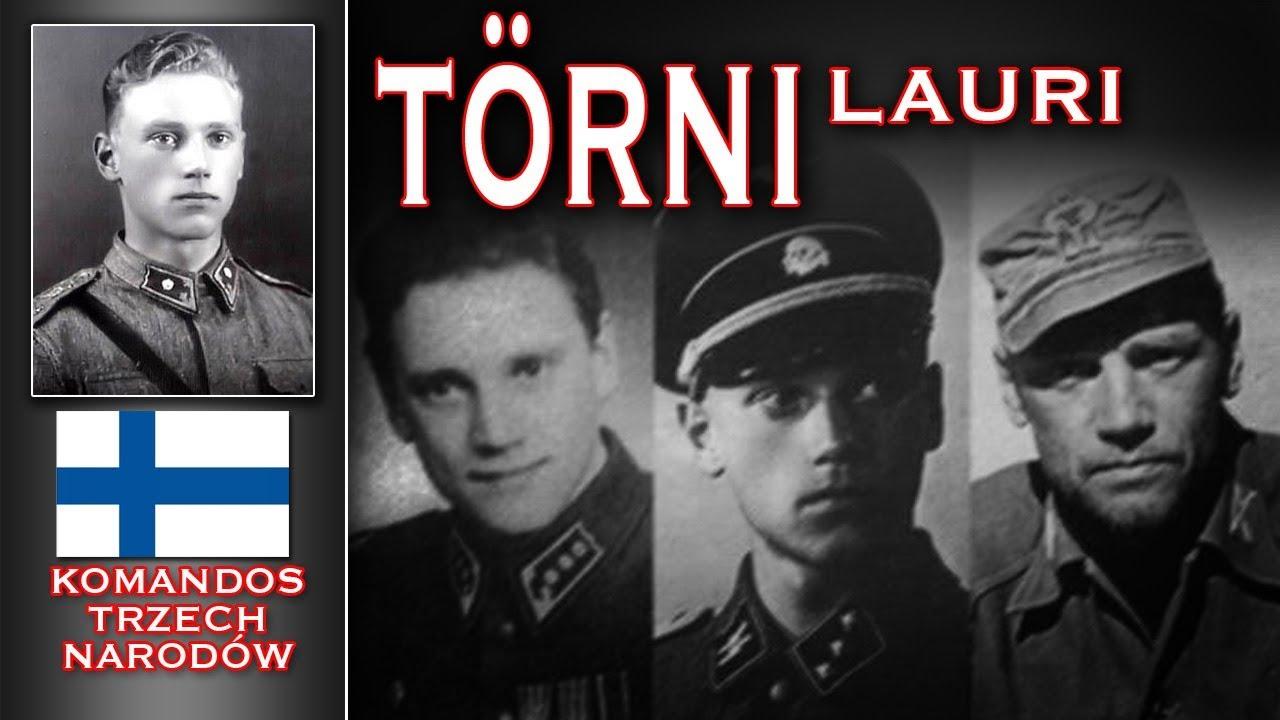 Lauri Törni – komandos w trzech mundurach