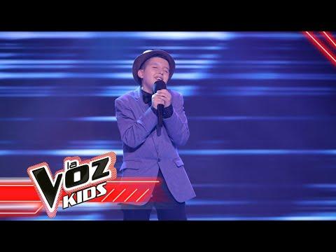 Josué canta 'Llorona' | La Voz Kids Colombia 2021