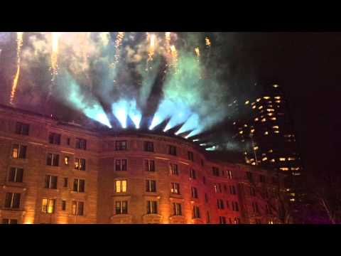 First night 2016 at boston copley square