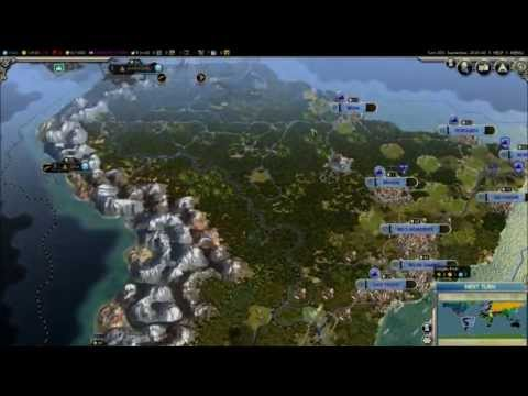 Modern Earth Template 2014, a Civ 5 scenario (Broken by updates, help!) |