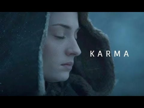 Sansa Stark - Look what you made me do