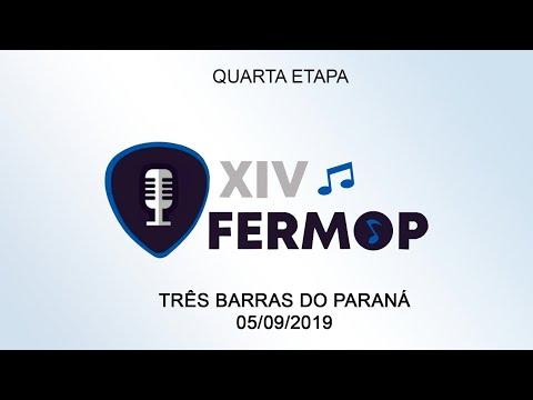 QUARTA ESTAPA DO FERMOP 2019 | TRÊS BARRAS DO PARANÁ