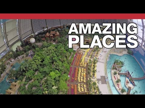 The World's Largest Indoor Waterpark from YouTube · Duration:  2 minutes 9 seconds