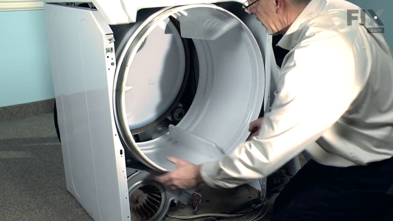 Maytag Dryer Repair  U2013 How To Replace The Idler Pulley