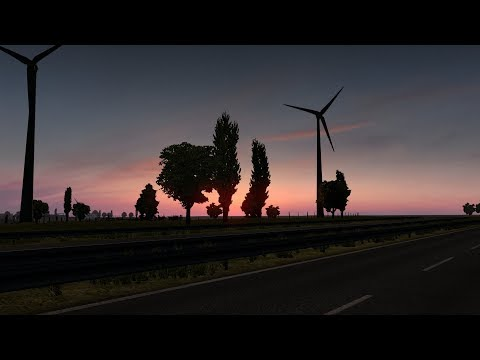 Euro Truck Simulator 2 Multiplayer Scandinavia Gameplay #1 |