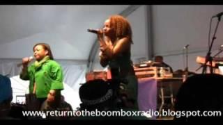 TIYE PHOENIX - BROOKLYN HIP HOP FESTIVAL