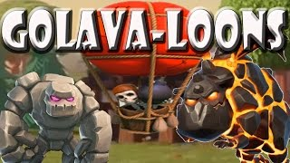 GoLavaLoons| 3 Sterne Strategie RH9 | Let´s Play CoC/ Clash of Clans | Deutsch/ German