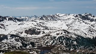 Engineer Pass, Colorado - Its all about the views..