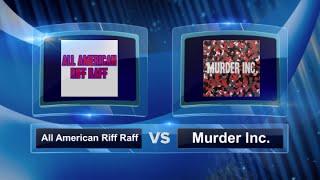 All American Riff Raff vs Murder Inc - Round of 16 - South Florida Kickball Open #SFKO2015