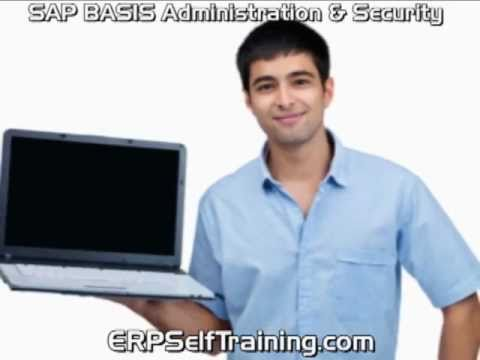 SAP BASIS  security consultant video tutorial Training  YouTube
