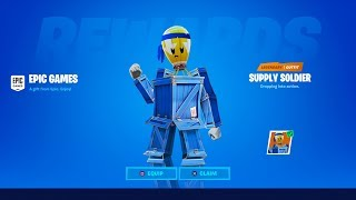 CLAIM THE FREE SKIN in Fortnite! (SEASON 2)