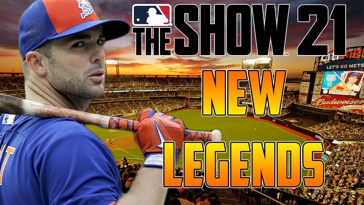 Top 10 New Legends That Should Be In MLB The Show 21 (New Legends Wishlist)