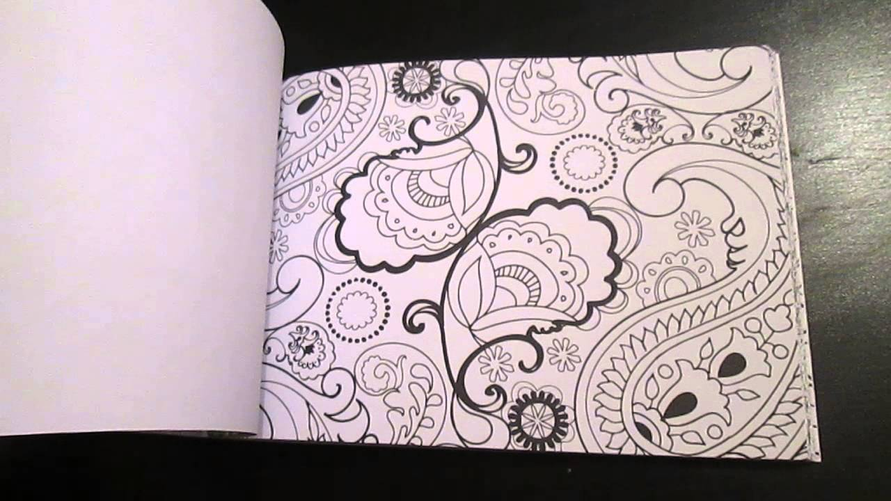 zen 60 coloriages anti stress