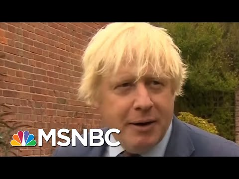 Russia And The New UK Prime Minister | The Last Word | MSNBC