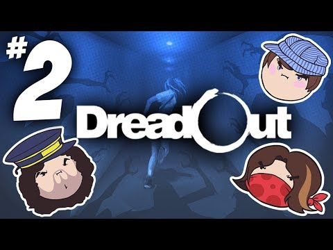 DreadOut: The Spooky School - PART 2 - Steam Train  