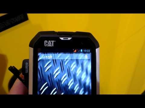 CAT B15 neue Version Handson deutsch
