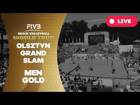 Olsztyn Grand Slam - Men Gold - Beach Volleyball World Tour