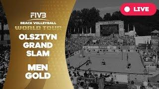 Olsztyn Grand Slam - Men Gold - Beach Volleyball World Tour