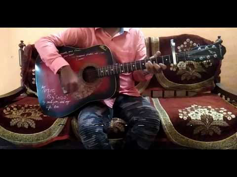 """""""Kya Baat Ay""""Song of """"Harrdy Sandhu""""/Easy Guitar Chords/Lesson/Tutorial/Leads/Guitar Cover"""