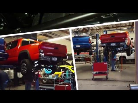 Toyota Chula Vista Ca Borla ProXS in 2016 Tacoma - YouTube